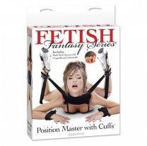 Фиксаторы для жесткого секса FF Position Master With Cuffs