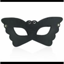 БДСМ маска черного цвета