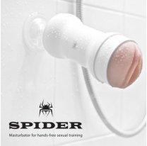 Уникальный мастурбатор на присоске Spider Man
