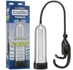 Вакуумная помпа Titanmen Tools-Ultra Pump-Clear