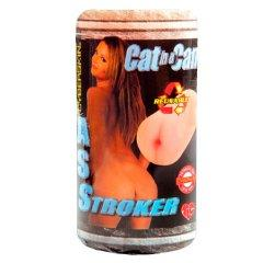 Анус мастурбатор Cat In A Can CyberSkin Ass Stroker