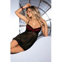 Платье с красным лифом Oriana S/M