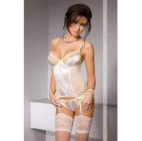 Сексуальный корсет Corinne L/XL