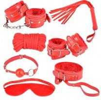 Секс-набор для бондажа Taboo Accessories Extreme Set №2