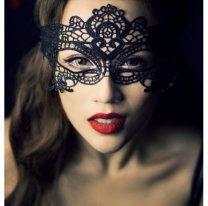 Ажурная маска для ролевых игр