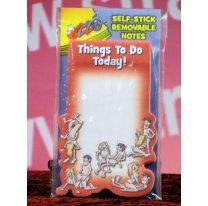 Оригинальный блокнот для записей Things To Do Today