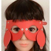 Красная маска для секса