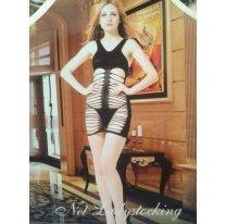 Кэтсьют-платье Moze