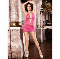 Мини-платье Barbie Q розовое