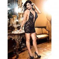 Мини-платье Mafia D черное