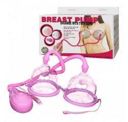 Вакуумный массажер для груди Breast Pump