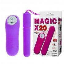 Беспроводной вибростимулятор Magic X20