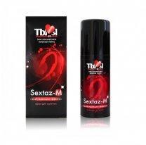 Возбуждающий крем Sextaz-M для мужчин 20 мл