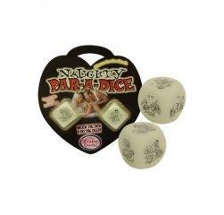 Набор костей для секс-игр Naughty Par-A-DICE