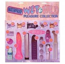 Секс игрушки в наборе Waterproof Wet & Wild Kit