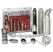 Эффектный набор секс-игрушек Glamour