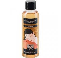 Массажное масло Shiatsu с ароматом Корицы