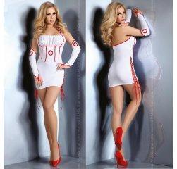 Секс-костюм медсестры Raisa S/M