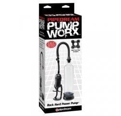 Вакуумная помпа Pump Worx Rock Hard Power Pump