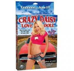 Резиновая секс-кукла Crazy Daisy
