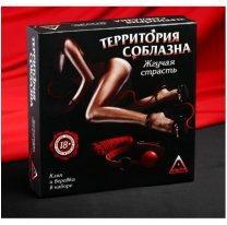 Эротическая игра «Во власти страсти. Жгучая страсть» кляп и веревка