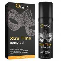 Гель для продления эрекции Orgie Xtra Time Delay Gel, 15 мл