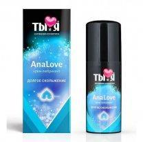 Анальная силиконовая смазка AnaLove 20 мл