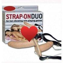 Страпон двойной Strap-on Duo