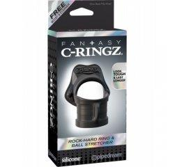Кольцо-болстретчер Fantasy C-Ringz Rock Hard