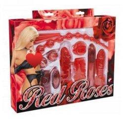 Набор секс-игрушек для пары Red Roses Set
