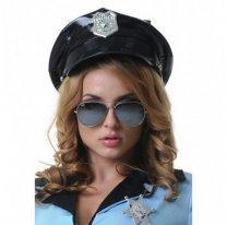 Фуражка полицейского для ролевых игр