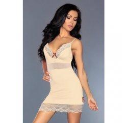 Кремовое платьице LOURDES L/XL