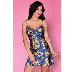 Голубое платье DRAGANA MONACO BLUE XL