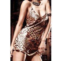 Восхитительное мини-платье из сатина
