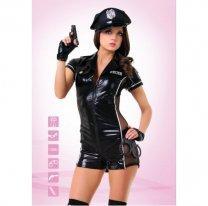 Ролевой костюм Эротический полицейский L/XL