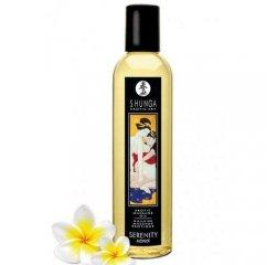 Массажное масло для тела Shunga Serenity Monoi 250 мл