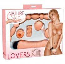 Набор секс игрушек Nature Skin Lovers Kit