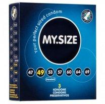 Презервативы My.Size №3 размер 49
