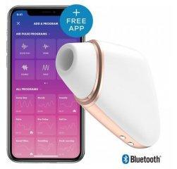 Вакуумно-волновой Bluetooth-стимулятор Satisfyer Love Triangle White