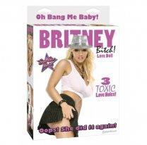 Кукла для секса Britney Bitch Love Doll