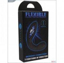 Перезаряжающийся массажер простаты Flexible Fabulous Vibration Frequency