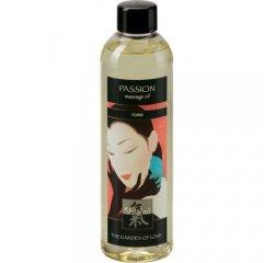 Массажное масло ароматное Shiatsu Rose