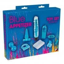 Набор секс-игрушек Blue Appetizer