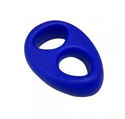 Кольцо на член и мошонку X-MEN синее
