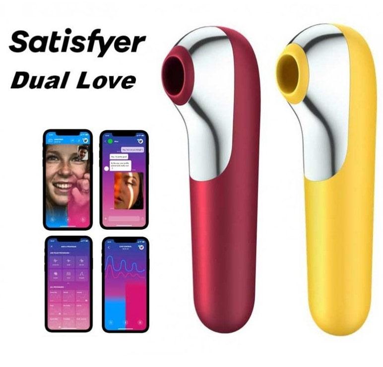 Satisfyer Dual Love