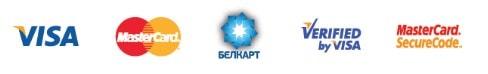 Какие карточки подходят для оплаты заказа в секс шопе в Минске онлайн