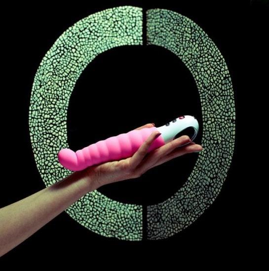 Вибратор Fun Factory Patchy Paul G5 светло-розовый - цена в каталоге, фото и видеобзоры, честные отзывы клиенток